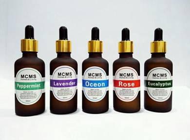 50ml Fragrance essential oil air purifier Diffuser