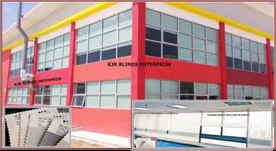Roller Blinds KJR-2071-2 For Office& Home Window