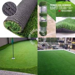 Pakej install rumput tiruan / artificial grass 02