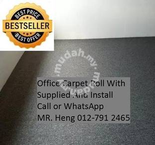 PlainCarpet Rollwith Expert Installation 92H