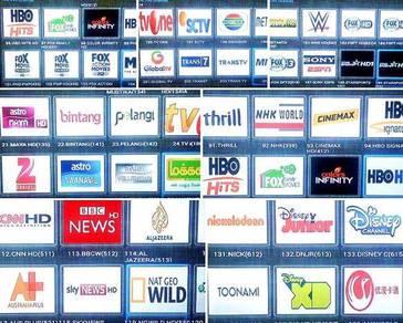 (WH0LEL1VE STR0) My4K Tv Box UHD Android IPTV