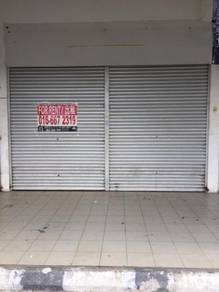 Ground Floor Shop with double road frontages at Gateway, Kota Sentosa
