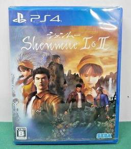Shenmue I & II ps4 games