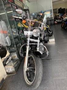 Harley Davidson XL883 Sportster