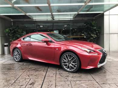Recon Lexus RC F for sale