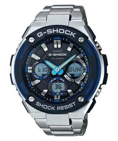 Casio G SHOCK G-STEEL GSTS100D-1A2 - ORIGINAL