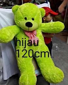 Teddy bear saiz 1.2meter