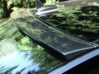 Mercedes Benz W204 Carbon Fiber Roof Spoiler