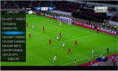 HD Globe 9900+Live Tv Box Android iptv FREE