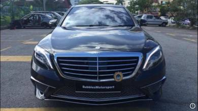 Mercedes w222 s-class S65 AMG style conversion