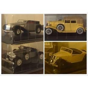 Crazy SALE Rare Legendary Cars 1/43 diecast