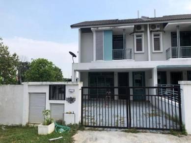 Corner Double Storey Terrace House at Nusa Bayu Iskandar Puteri