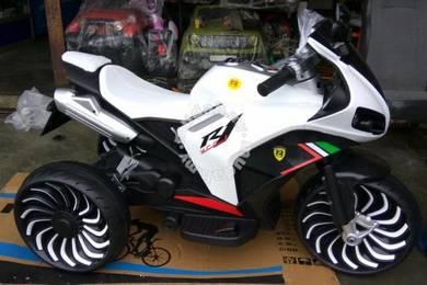 Motor electrik superbike xxl size