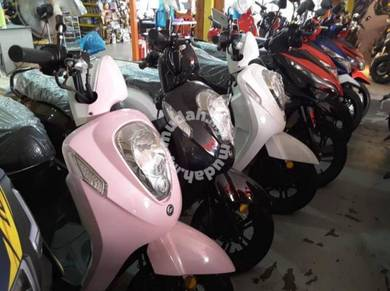 Sym mio 110 - scooters - interchange unit