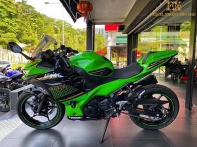 Kawasaki Ninja 400 SE ABS