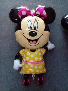 Oversize Mickey & Minnie