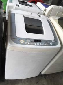 8.5kg Toshiba Mesin Basuh Wash Fully Auto Toshiba