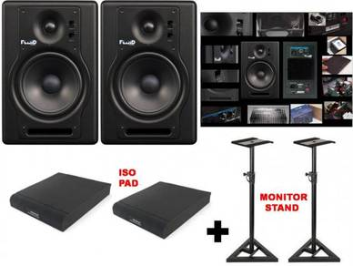 Fluid Audio F5 Studio Monitor RP5 HS5 BX5