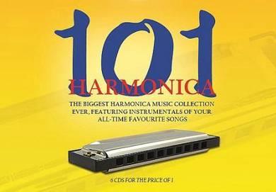 IMPORTED CD 101 Harmonica (6-CD)