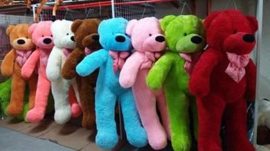 Teddy bear 1.6meter besar