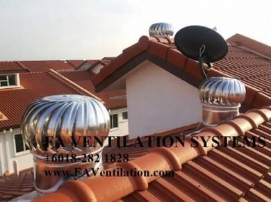 GTFB20 WIND TURBINE VENTilator / Exhaust Fan US