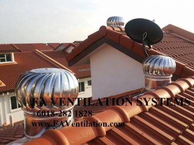 GFCT20 WINDMILL Wind Air Vent / Exhaust Fan (US)