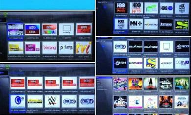 (WH0LEL1VE VERSION+STR0) tv box hd Android 4k iptv