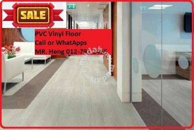 Quality PVC Vinyl Floor - With Install r5yh
