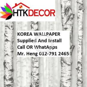 HOToffer Wall paper with Installation  5121W