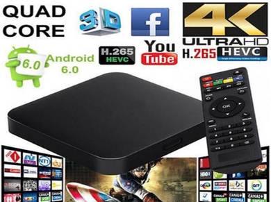 NewUHD Tx Pro4K Wireless Tv Box Android IPTV