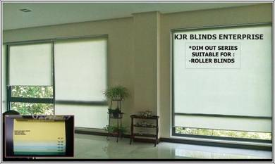 Roller blinds Manual Chain System-RC-29- green