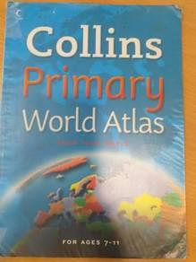 Collins Primary World Atlas Age 7-11