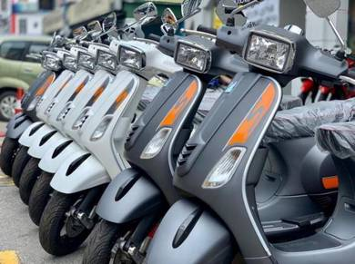 Vespa S 125 i (Promotion End Of Years) FREE APPLY