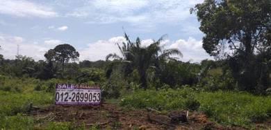 3.31 ekar tanah pertanian freehold malay rizab Masjid Tanah, Melaka