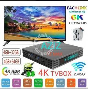 4K  Ultra PRO TV BOX Msia EDITION android tv box