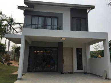 Semenyih Double Storey, Gated with Clubhouse, Cash Back 100K