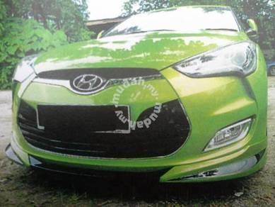 Hyundai Veloster Bodykit PU without paint