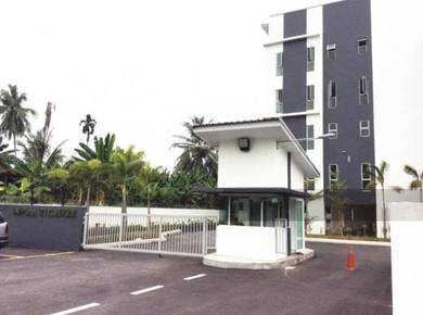 New Brand Apartment, Impian Titanium, Puchong Utama, Puchong