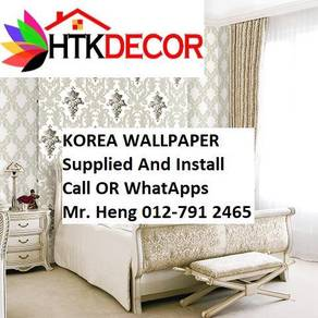 Classic wall paper with Expert Installation 838YW