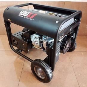 EuroX Europower EGY7502 6KW Petrol Generator