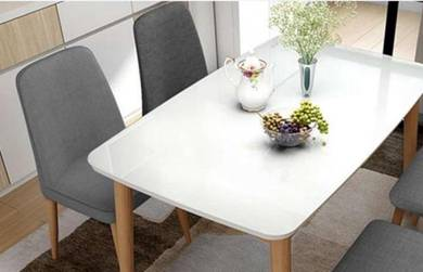 Dallas Dining Table Set With Four Chairs