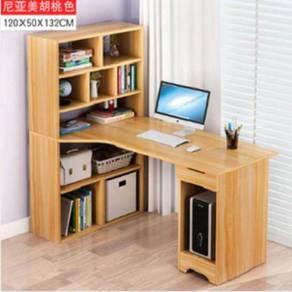 Table desks ikea computer pc office pejabat home 5