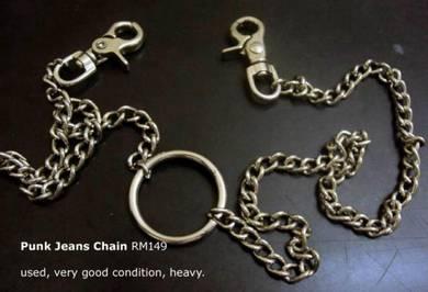 Punk Rocker Jeans Chains