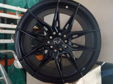 New 17 WHEELS RACING Rim civic Altis Wish Forte