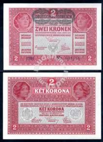 Austria 2 kronen 1917 p 50 unc
