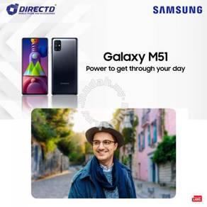 Terbaru Galaxy M51 (7K Batt/8GB/128GB) mySET