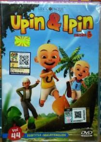 DVD UPIN Dan IPIN Musim 8 Vol.44