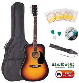 Encore Acoustic Guitar Outfits EWP-100SB