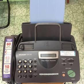 Sharp fax