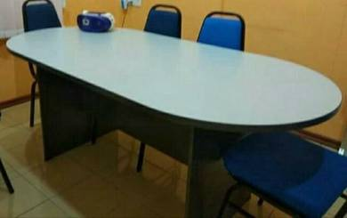 Conference table for 6